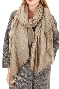 TIGERLILY Cashmere Oblong Scarf - Product List Image