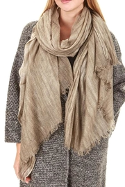 TIGERLILY Cashmere Oblong Scarf - Product Mini Image
