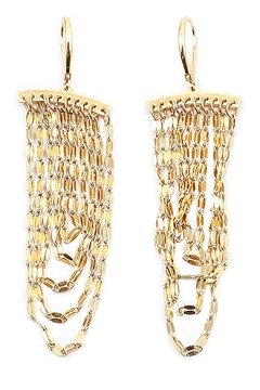 Shoptiques Product: Delicate Chain Earrings