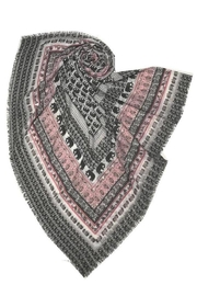 TIGERLILY Elephant Geometry Scarf - Product Mini Image