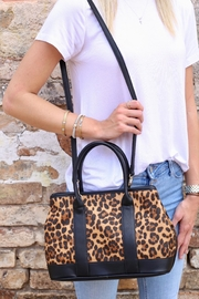 TIGERLILY Mini Tote Crossbody - Front cropped