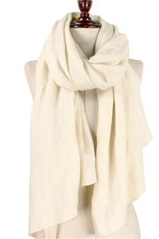 TIGERLILY Soft Knit Scarf - Front cropped
