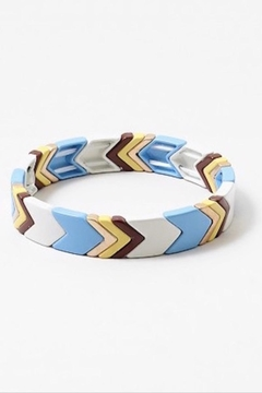 TIGERLILY Stretch Tile Bracelet - Alternate List Image