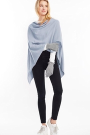 TIGERLILY Year Round Poncho - Front cropped