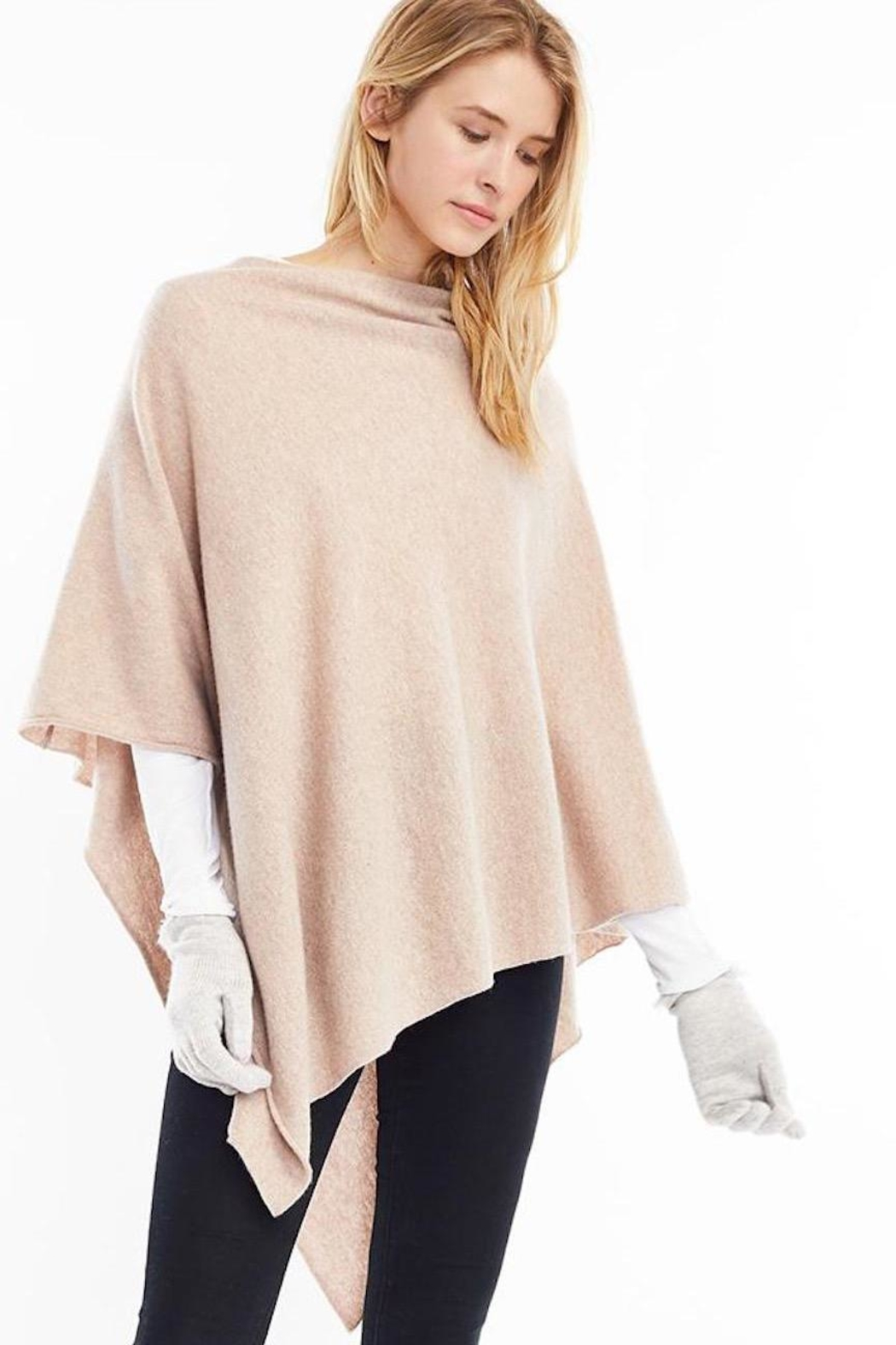 TIGERLILY Year Round Poncho - Front Full Image