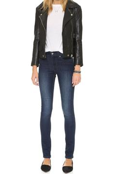 Shoptiques Product: Tight Dark Indigo Jeans