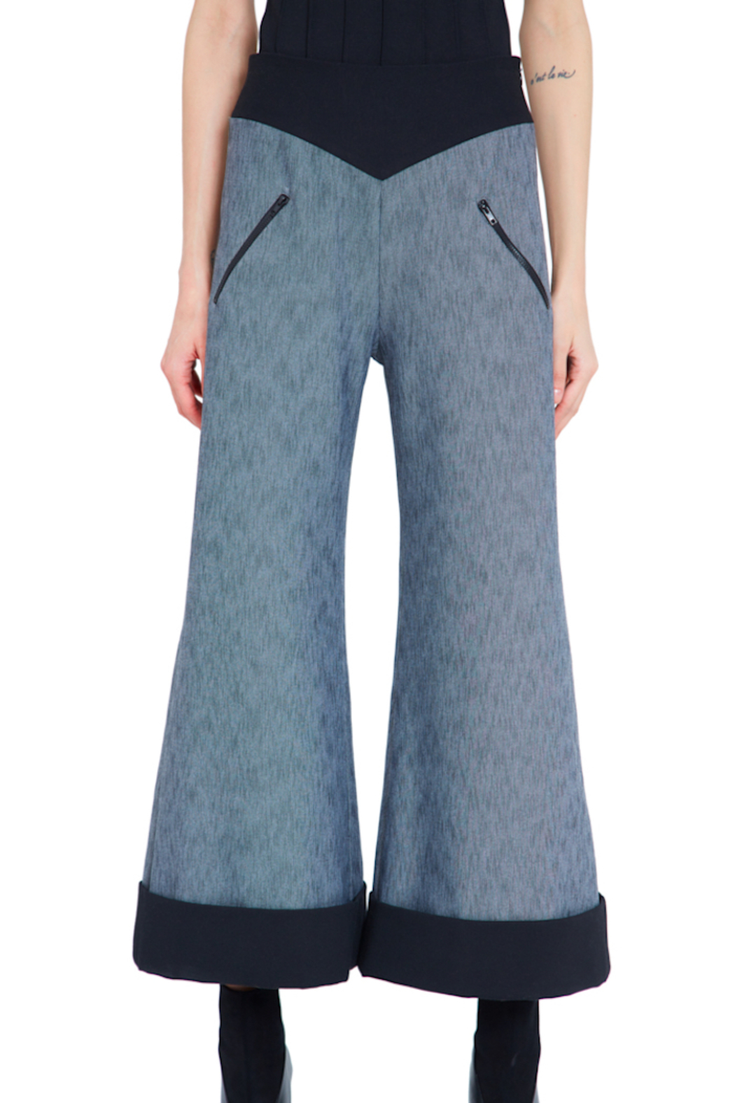 Snider Tigress Trouser - Front Cropped Image