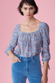 Rebecca Taylor Tilda Floral Top - Product Mini Image