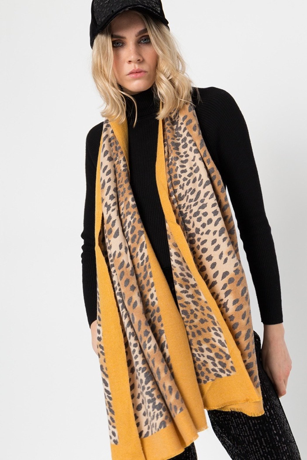 Pia Rossini Tillie Scarf - Front Cropped Image