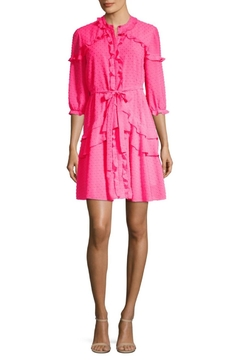 Saloni Tilly Ruffle Dress - Product List Image