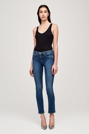 L'Agence Tilly Straight Jean - Product Mini Image