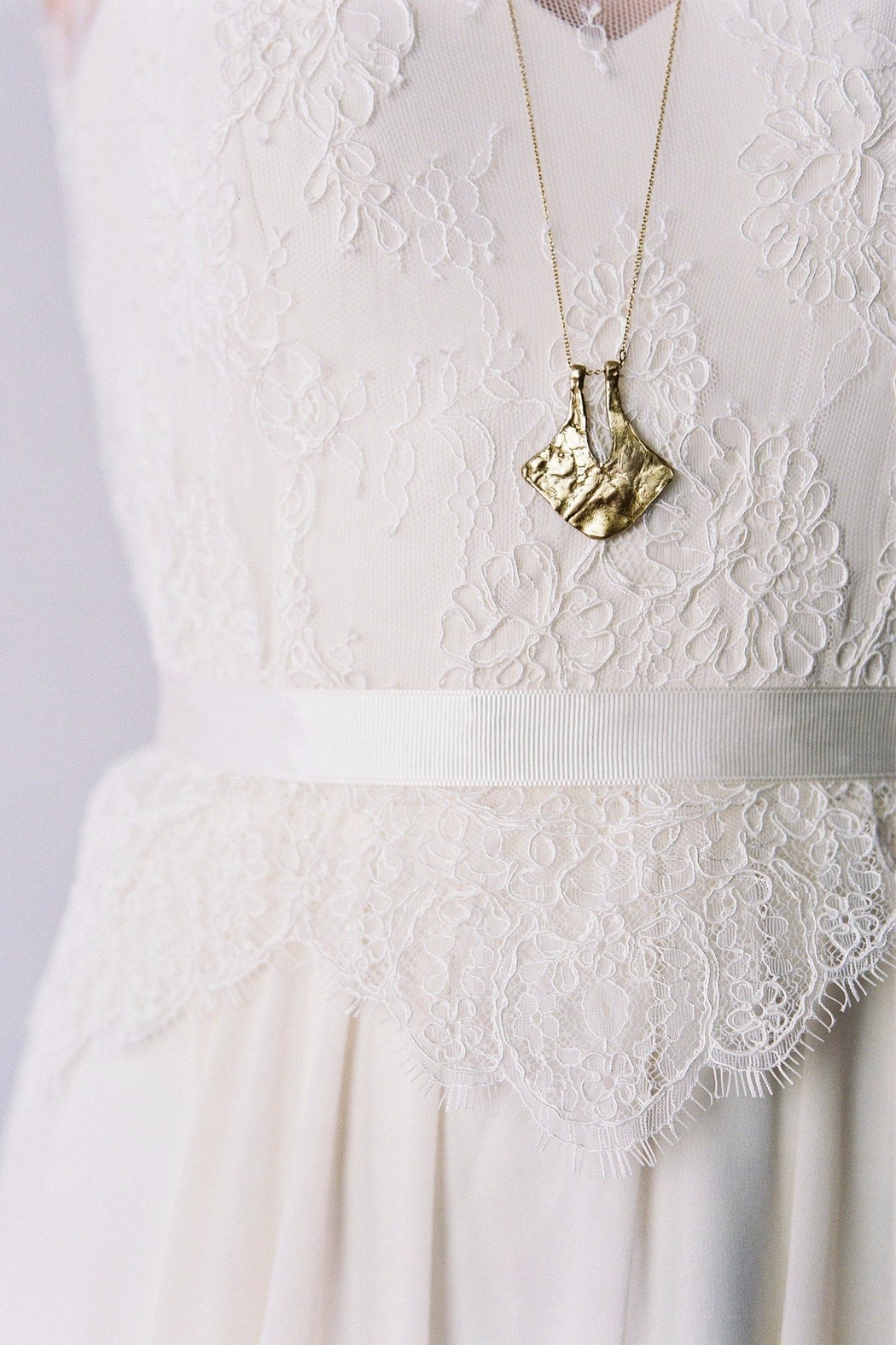 Tilly Doro Ginko Necklace - Front Full Image