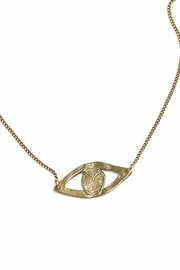 Tilly Doro Third Eye Necklace - Front cropped