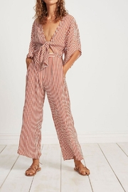 Faithfull The Brand Tilos Jumpsuit - Product Mini Image