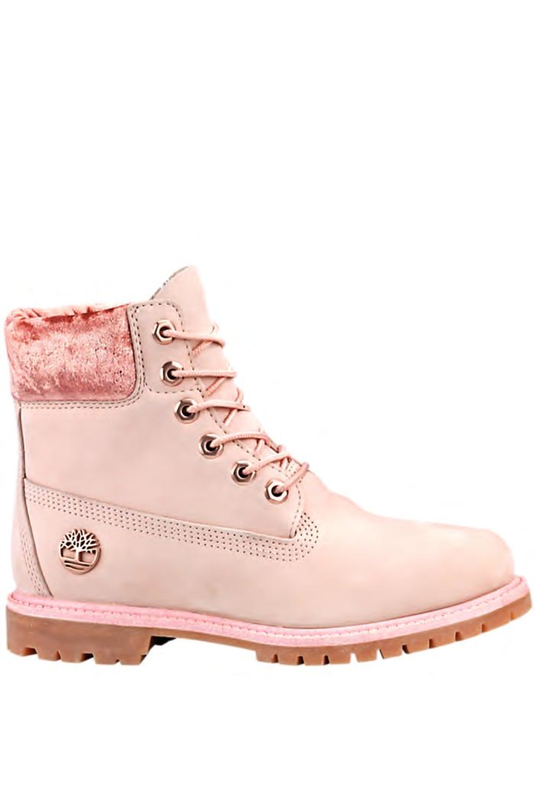 Timberland  6-Inch Waterproof Boots - Front Cropped Image