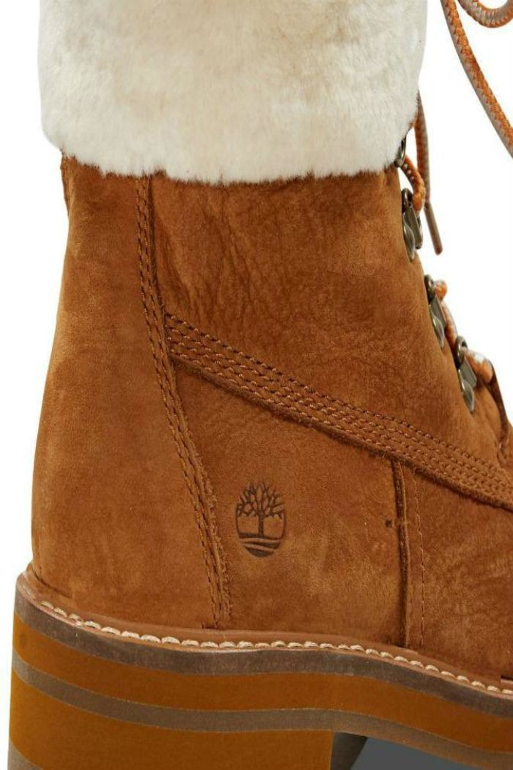 Timberland  Courmayeur Valley Boots - Back Cropped Image