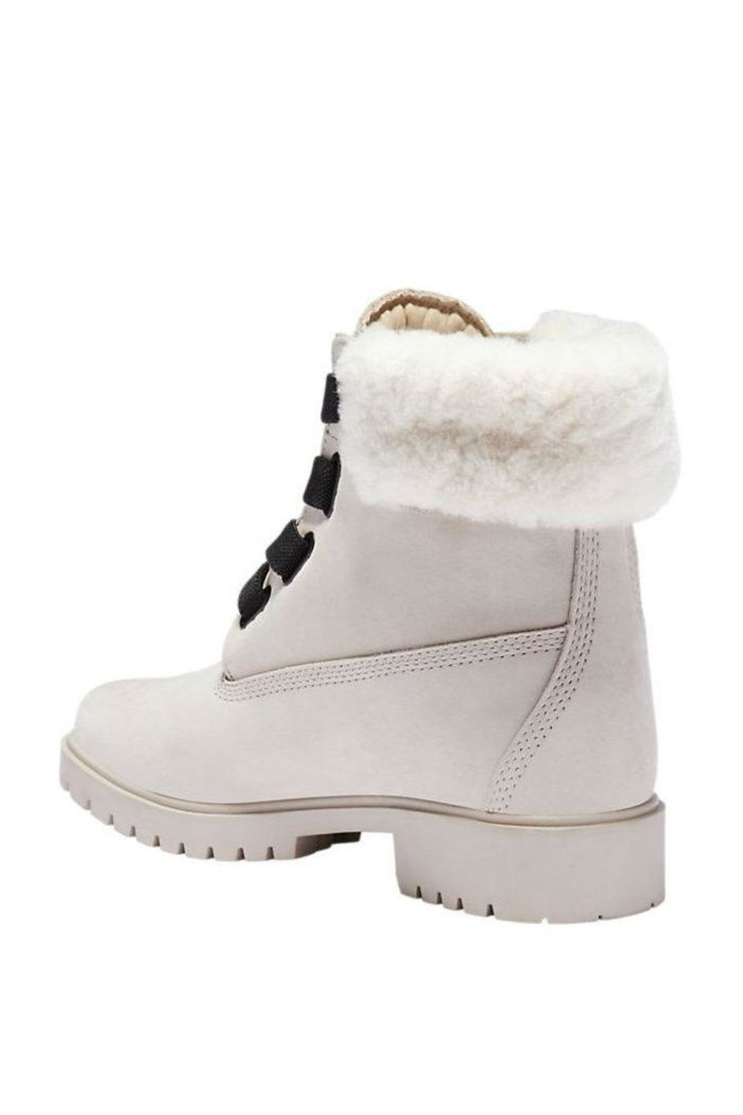 Timberland  Jayne Convenience Boots - Back Cropped Image