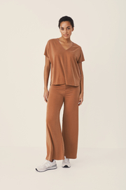 Part Two Timbrel Tencel Pant - Front cropped