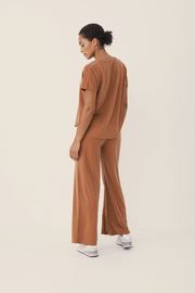 Part Two Timbrel Tencel Pant - Front full body