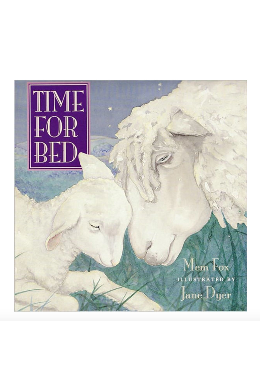 Houghton Mifflin Harcourt  Time For Bed - Main Image