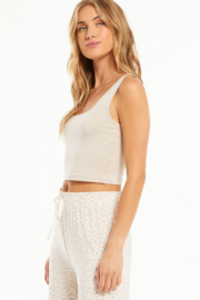 z supply Time Out Crop - Front full body