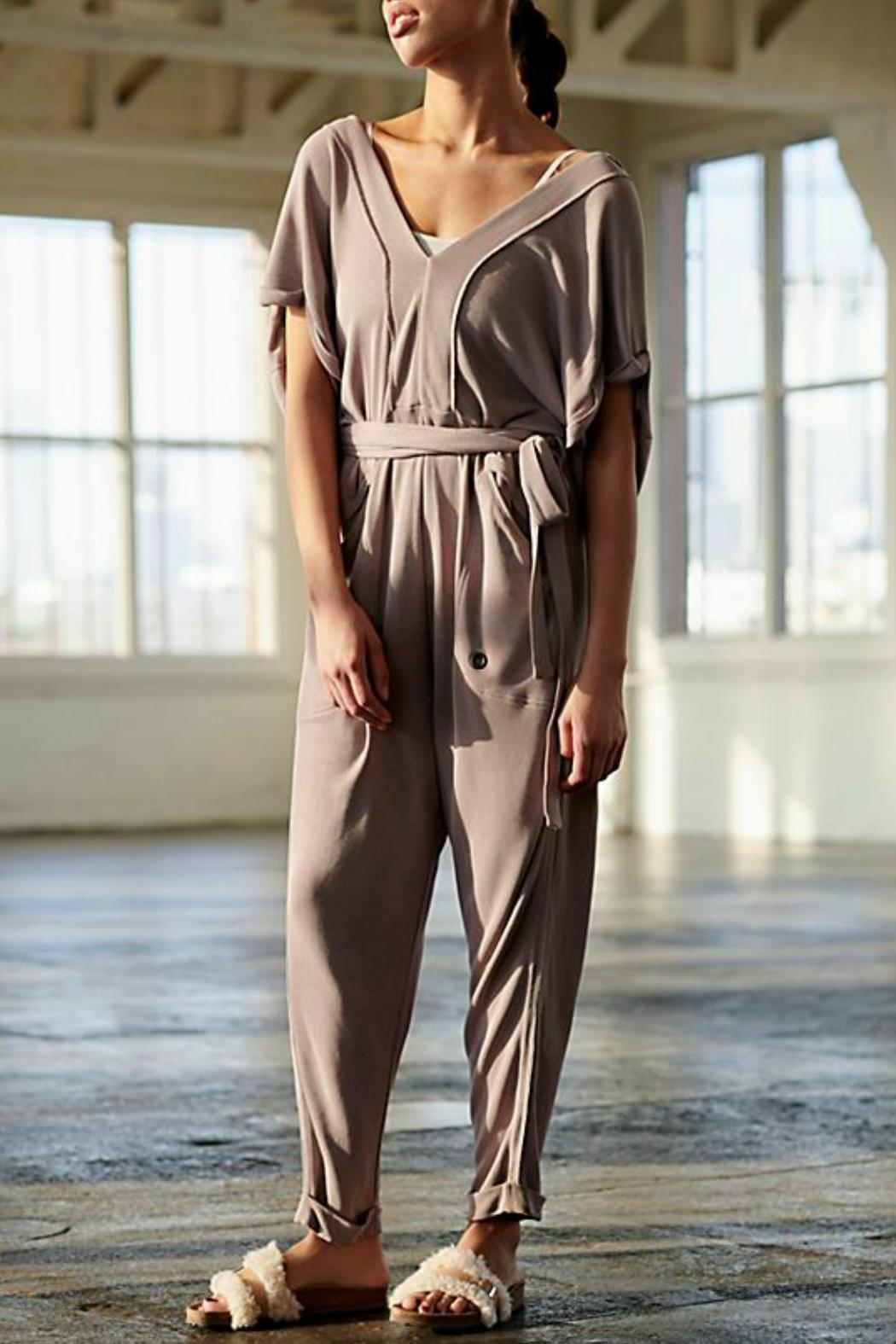 Free People Time Test Onesie - Front Cropped Image