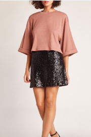 JACK DAKOTA Time to Shine Sequin Mini Skirt - Product Mini Image