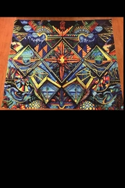 New Mix Time Travel Tapestry - Product Mini Image