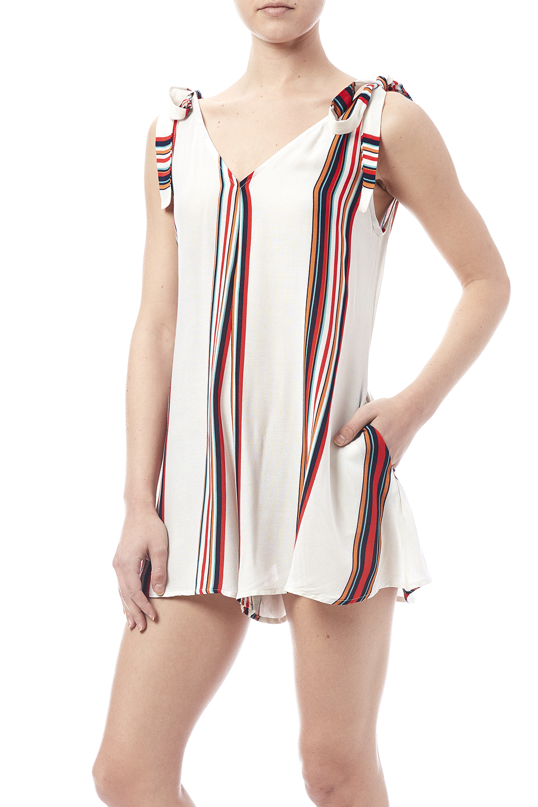 timeless 70 s romper from los angeles shoptiques