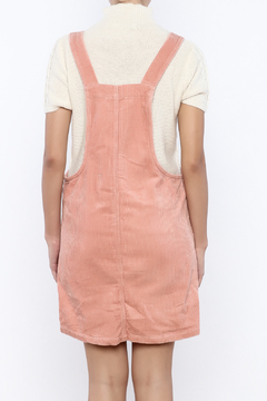 Shoptiques Product: Addy Overall Dress