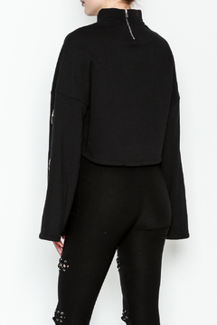 TIMELESS Asher Crop Sweater - Alternate List Image