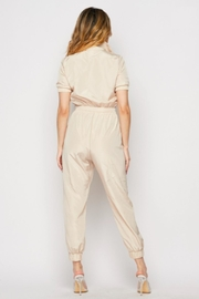 TIMELESS Aviator Jumpsuit - Side cropped