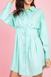 TIMELESS Bahamas Button Down - Product Mini Image