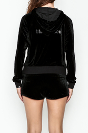 TIMELESS Bisou Bisou Pullover - Back cropped