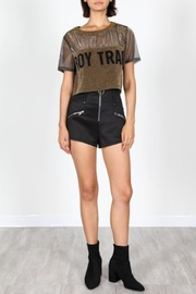 TIMELESS Black Shorts - Product Mini Image