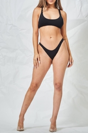 TIMELESS Blacked Out Swimsuit - Front cropped