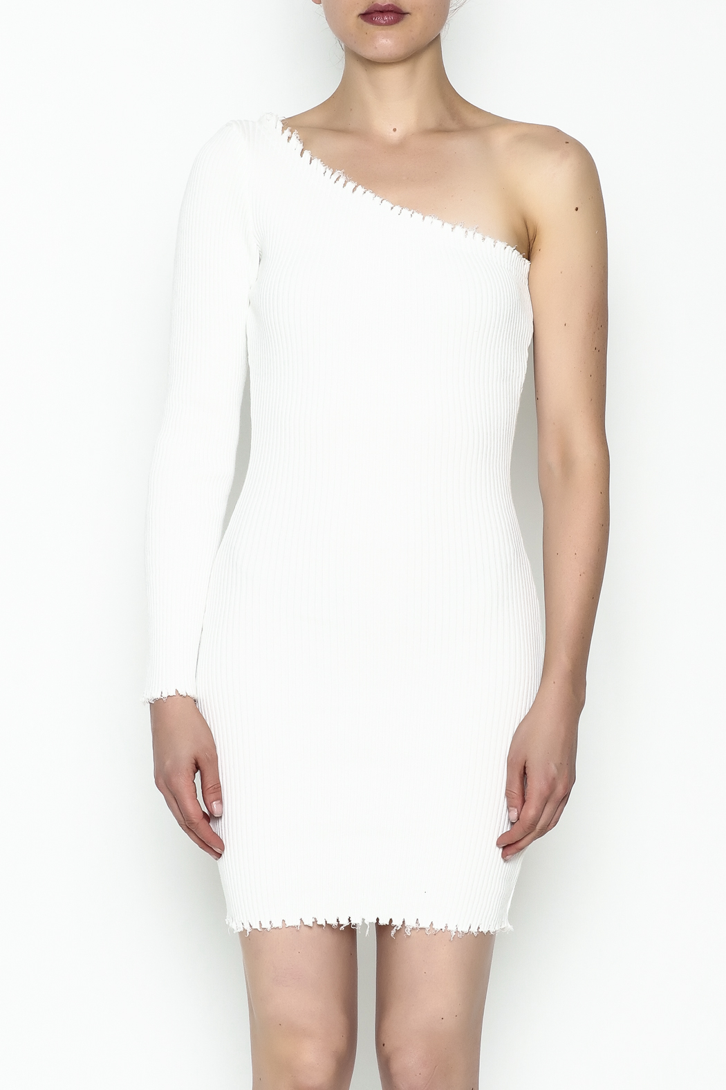 TIMELESS Blanca Bodycon Dress - Front Full Image