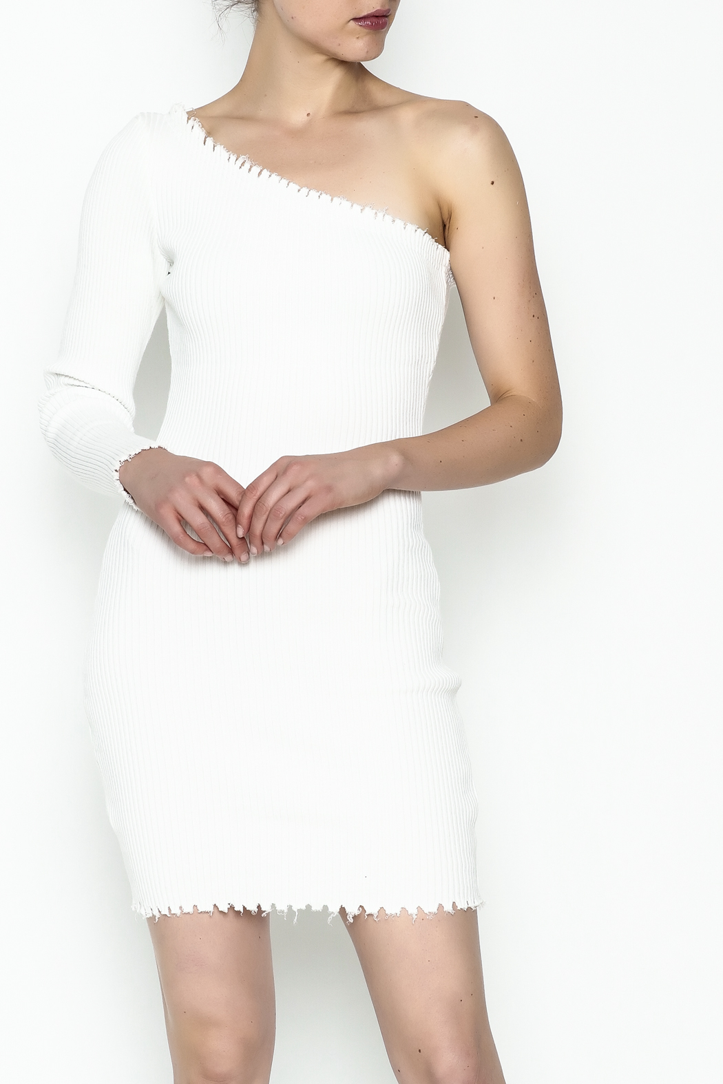 TIMELESS Blanca Bodycon Dress - Front Cropped Image