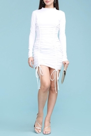 TIMELESS Blanca Ruched Dress - Side cropped