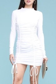 TIMELESS Blanca Ruched Dress - Front full body