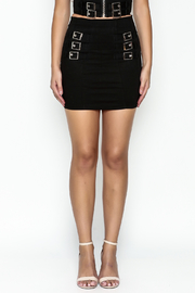 TIMELESS Buckle Skirt - Front full body
