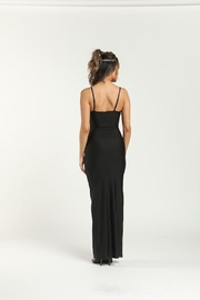 TIMELESS Button Maxi Dress` - Side cropped