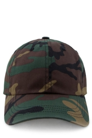 TIMELESS Camo Baseball Cap - Product Mini Image