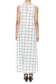 TIMELESS Checker Dress - Back cropped