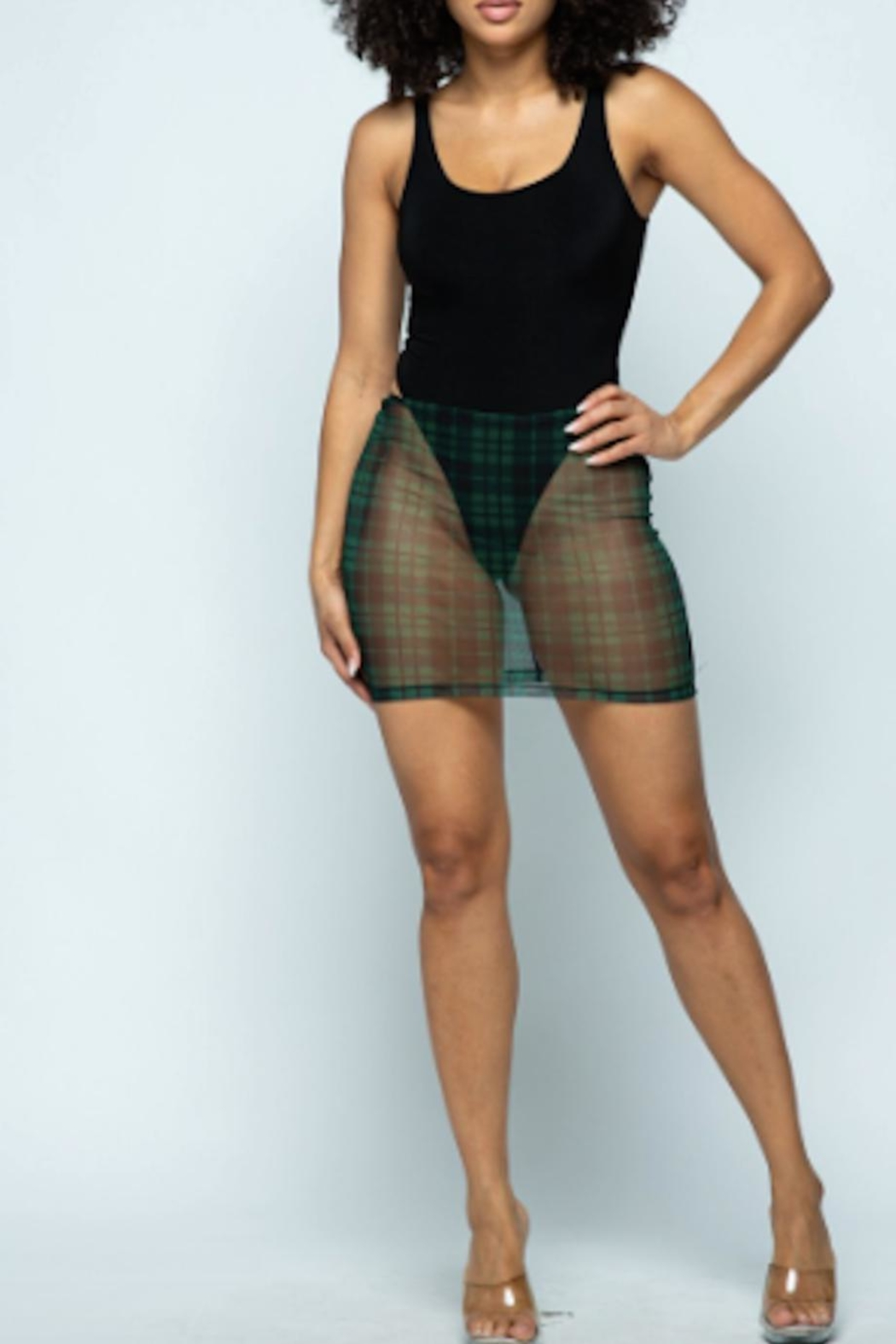 TIMELESS Clueless Skirt - Front Cropped Image