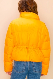 TIMELESS Creamsicle Coat - Side cropped