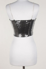 TIMELESS Disco Crop Top - Front full body