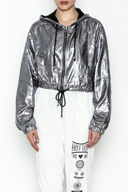 TIMELESS Heavy Metal Hoodie - Front full body