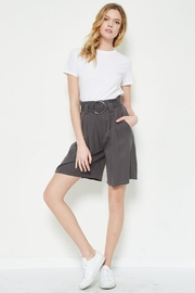 TIMELESS High Waist Shorts - Product Mini Image