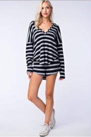 TIMELESS Hoodie Top - Front full body